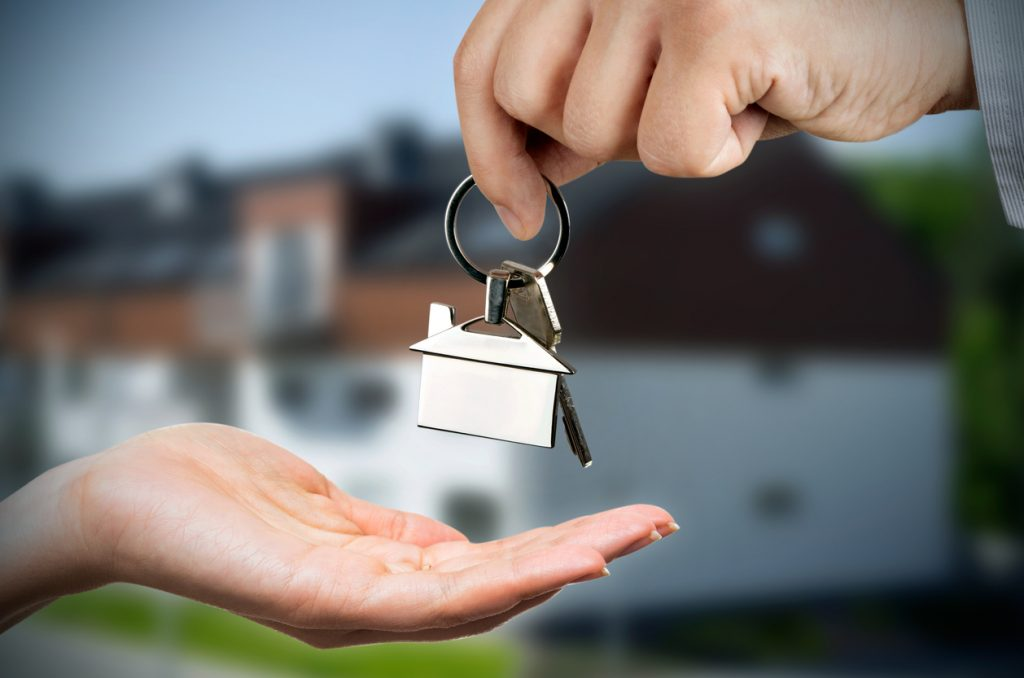 Moving House? Change Your Locks!