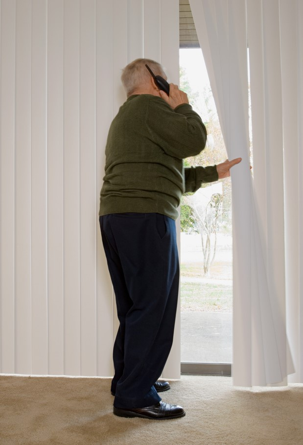 Why You Need to Check the Home Security of Your Elderly Relatives